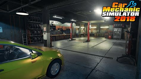 car mechanic simulator 2018 coop land