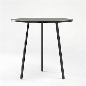 Table Ronde Haute : table haute ronde loop hay ~ Teatrodelosmanantiales.com Idées de Décoration