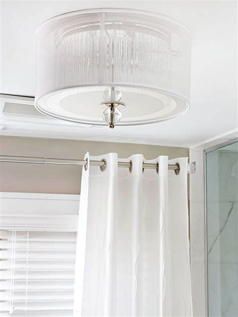 Updating Bathroom Light Fixtures by 1000 Ideas About Light Fixture Makeover On