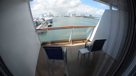 norwegian getaway aft facing large balcony youtube