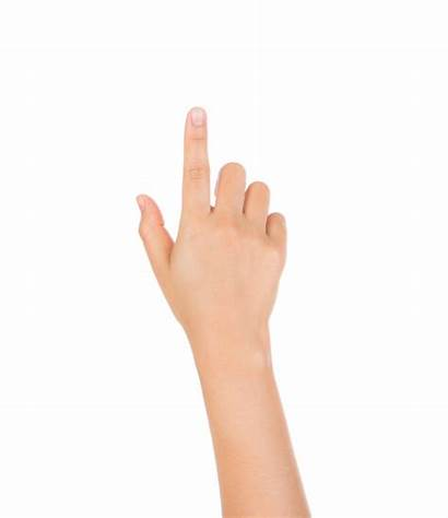Finger Touching Pointing Dito Screen Indice Pressing