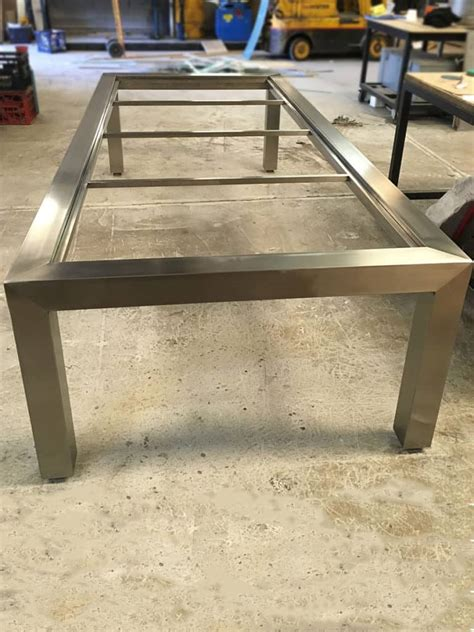tables frames  trolleys ackland stainless steel