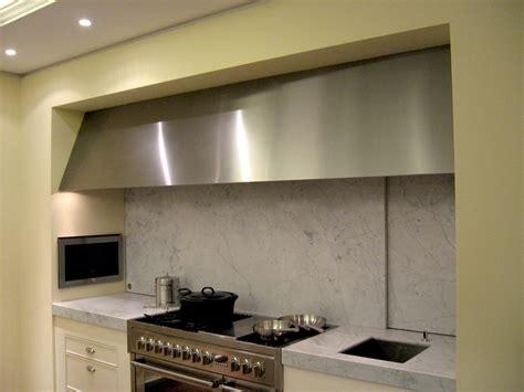 hotte de cuisine aspirante votre projet de hotte aspirante inox pour cuisine sur