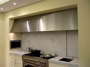 Hotte Aspirante D Angle : votre projet de hotte aspirante inox pour cuisine sur ~ Dailycaller-alerts.com Idées de Décoration