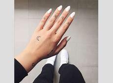 Tatouage Noeud Doigt Femme Tattoo Art