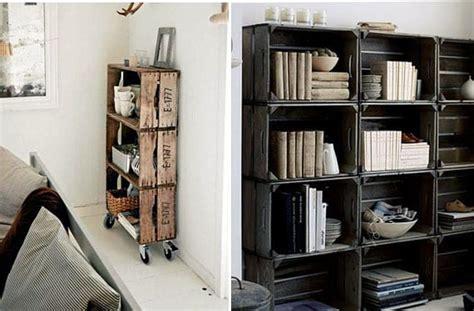 propuestas anticrisis trasnforma cajas de madera en muebles