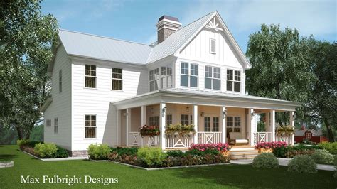 farm house house plans 2 house plan with covered front porch