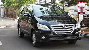 Test Drive Toyota Kijang Innova G A  T Diesel Facelift