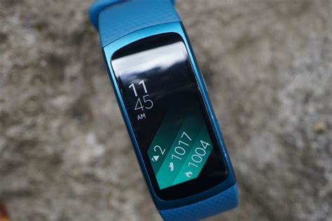 samsung gear fit  review droid life