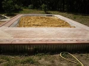 Preparation Terrain Pour Piscine Hors Sol Tubulaire : pose de piscine hors sol ~ Melissatoandfro.com Idées de Décoration