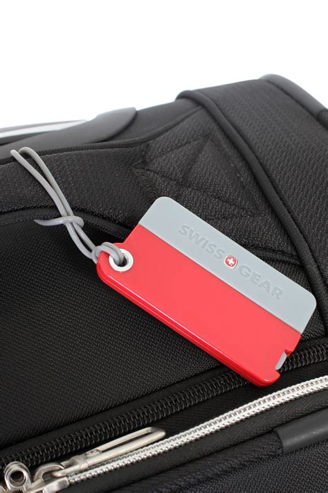 bag tag swissgear luggage tag pack