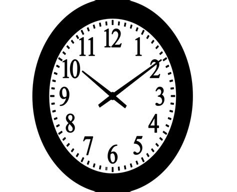 Clipart Clock Wall Clock Clip Free Stock Photo Domain Pictures