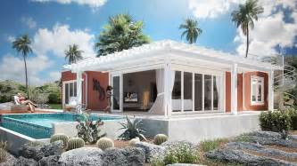 cgarchitect professional 3d architectural visualization user community modern tropical beach