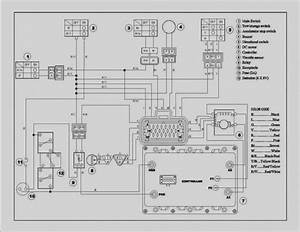 Yamaha Drive Golf Cart Wiring Diagram