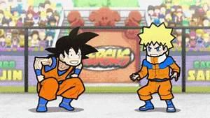 Goku Vs Naruto GIFs - Find & Share on GIPHY