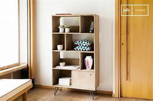 Bibliothèque Design Bois : biblioth que en bois zurich bois clair et contraste pib ~ Teatrodelosmanantiales.com Idées de Décoration