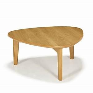 Table Alinea Bois : table basse bois et verre alinea mobilier design ~ Teatrodelosmanantiales.com Idées de Décoration