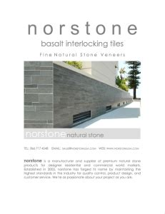 norstone rock panels for unique wall features kafka granite