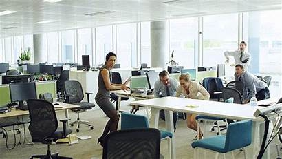 Office Open Layouts Space Don Workspace Proof