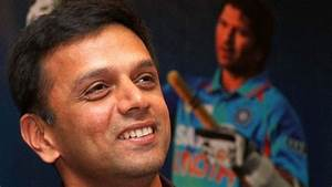 Rahul Dravid believes India and Pakistan should play ...