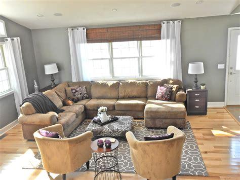 light grey paint  living room   light grey