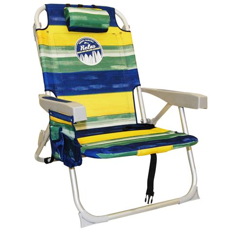 bahama backpack cooler chair blue stripe this item is no longer available