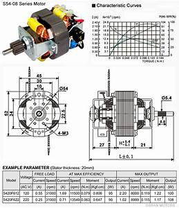 Electric Motor Single Phase Induction Motor Diagram