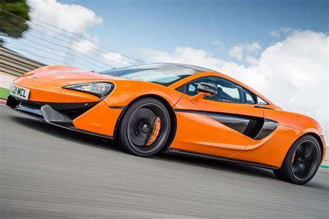 mclaren developing autonomous and hybrid sports cars for