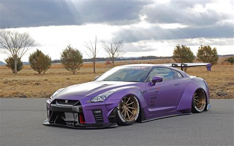 scion gtr toyota gt 86 and nissan gt r widebody duo from aimgain