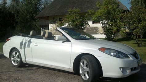 toyota solara convertible  reviews prices ratings
