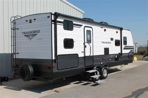 Grand Design Transcend Bhs Travel Trailer Bunkhouse