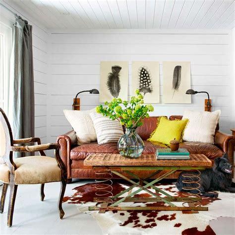 ideas  decorar las paredes de tu casa de campo