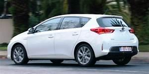 Toyota Yaris Hybride Avis : toyota auris hybride 70 ne sauraient mentir ~ Gottalentnigeria.com Avis de Voitures