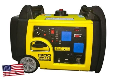 Champion 73001ip-eu 3100w Inverter Petrol Generator