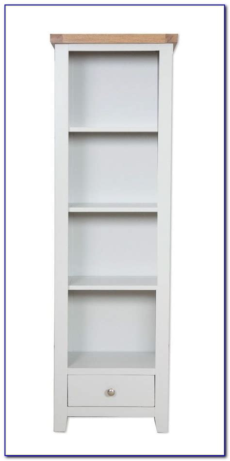 Slim Bookcase With Doors by Slim Bookcases Bookcase Home Design Ideas