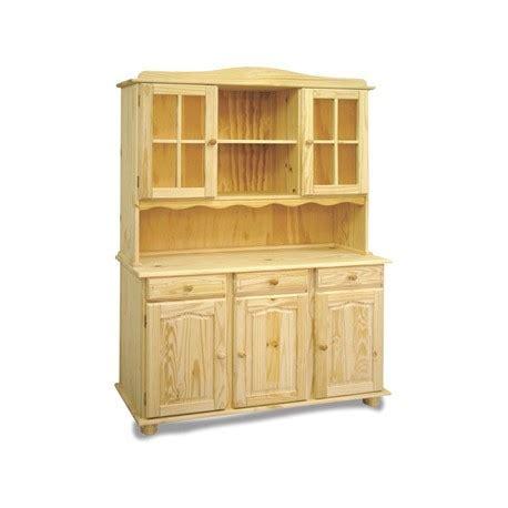 mueble alacena elaborado en madera de pino   puertas