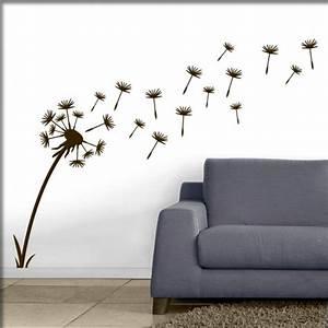 Wandtattoo Pusteblume Weiß : pusteblume wandmotiv wandaufkleber wandtattoo ~ Frokenaadalensverden.com Haus und Dekorationen