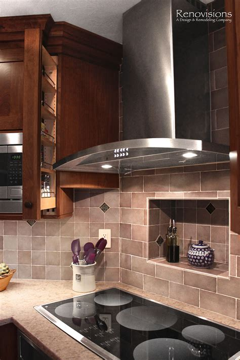 remodeled kitchen cabinets kitchen remodel by renovisions induction cooktop 1833