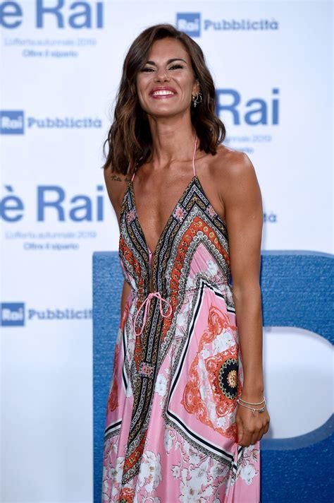 Bianca guaccero negli anni 2010. BIANCA GUACCERO at RAI Pogramming Launch in Milan 07/09 ...