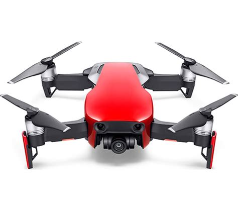 buy dji mavic air drone  controller flame red