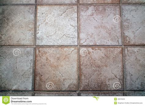 large grey floor tile background stock photo image