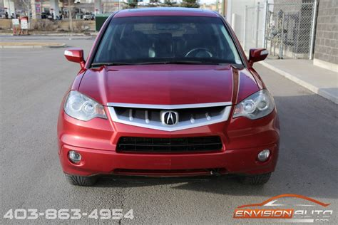 2008 Acura Rdx Technology Package by 2008 Acura Rdx Awd Technology Package Envision Auto