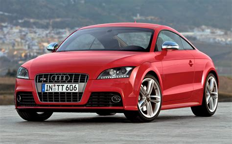 Audi Tts Coupe Hd Picture by 2008 Audi Tts Coupe Wallpapers And Hd Images Car Pixel