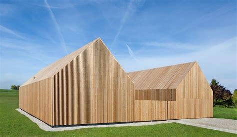 wohnhaus aus holz legno in edilizia la wohnhaus aus holz di kuhnlein arkitektur architetto info