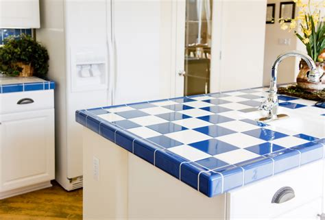 kitchen countertop tile design ideas best tiles for kitchen countertops studio design