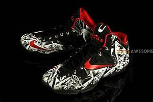 "Nike LeBron 11 ""Graffiti"" New Images 