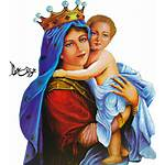 Mary St Jesus Mother Transparent Clipart