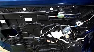 2009 Ram 1500 Crew Cab Rear Door Window Regulator And