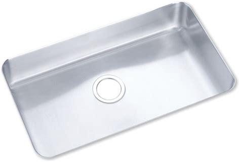 edge guard for undermount sinks elkay elu281610 28 inch undermount single bowl stainless