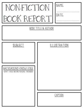 fiction book report  images book report book